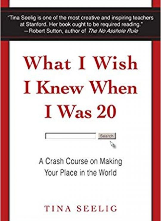 كتاب ?What I Wish I knew when I was 20