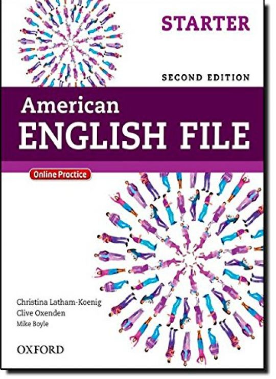 كتاب American English File - Starter Level PDF Books