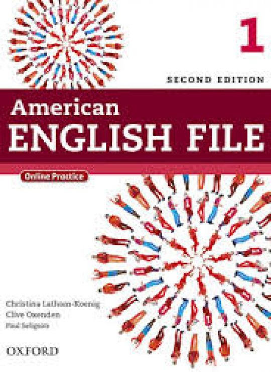 كتاب American English File - Level 1 2nd_SB_ Audio