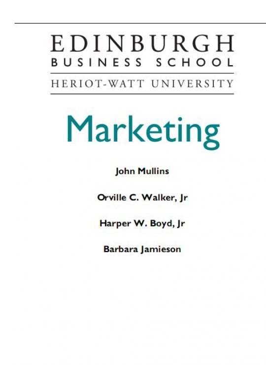 كتاب MARKETING BOOK