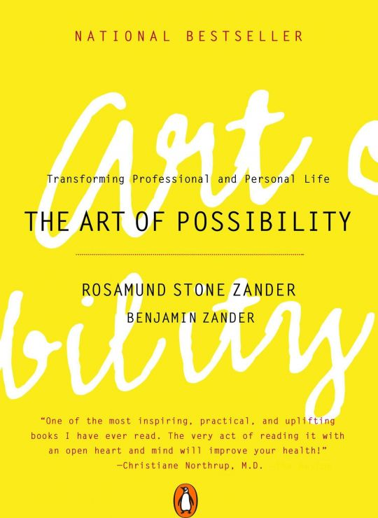 كتاب The Art of Possibility