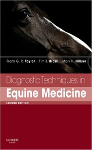 كتاب Diagnostic Techniques in Equine Medicine (Second Edition)