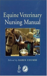 كتاب The Equine Veterinary Nursing Manual
