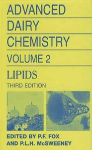 كتاب Advanced Dairy Chemistry