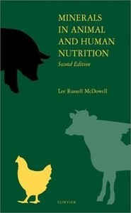 كتاب Minerals in Animal and Human Nutrition (Second Edition)