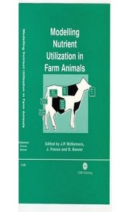 كتاب Modelling Nutrient Utilization in Farm Animals