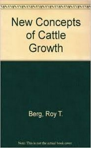 كتاب New Concepts of Cattle Growth