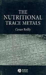 كتاب The Nutritional Trace Metals