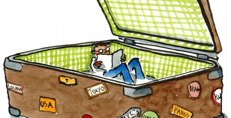 كتب تشجعّك على السفر